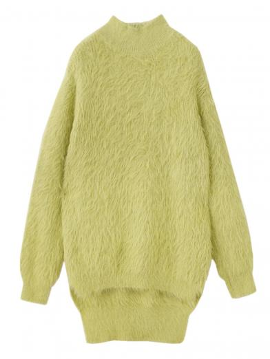 FEATHER LOOSE KNIT