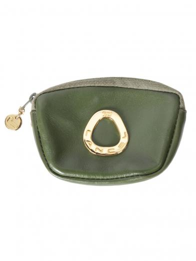 LANCEL LOGO COIN CASE