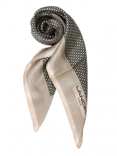 LANCEL SILK SCARF