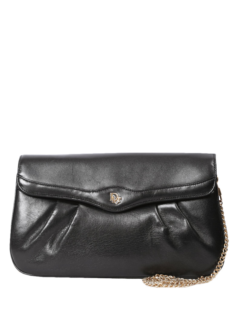 DIOR CHAIN SHOULDER BAG