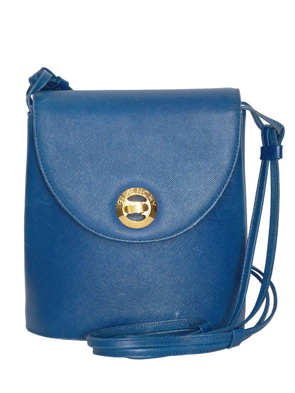 GIVENCHY ロゴ刻印 SHOULDER BAG