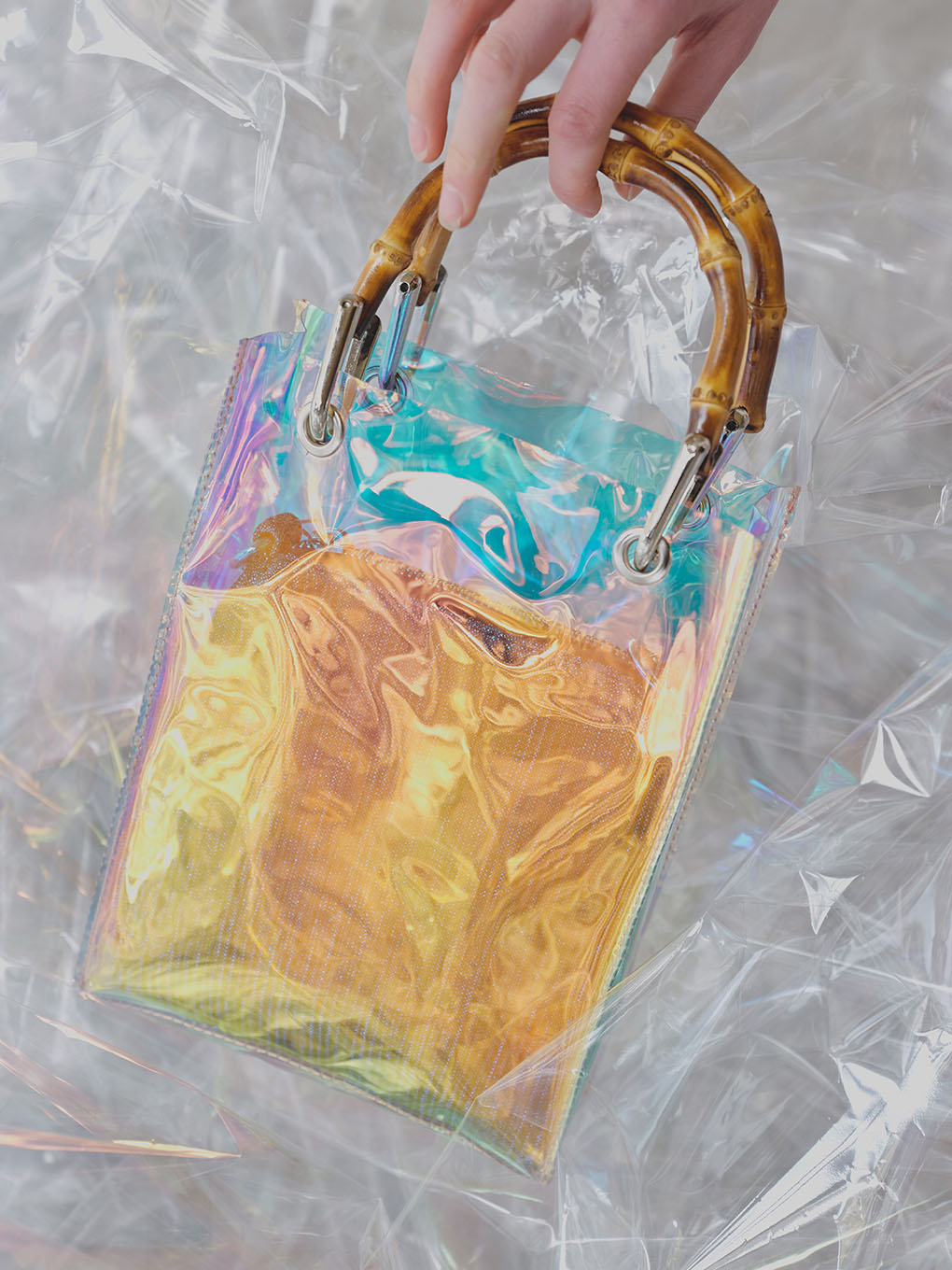 MEDI AURORA CLEAR BAG