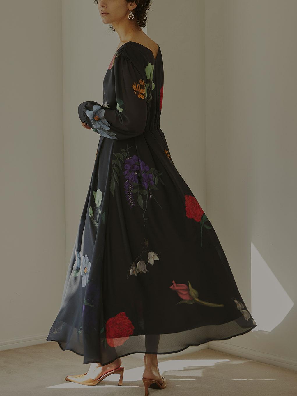 2WAY AMANDA DRESS