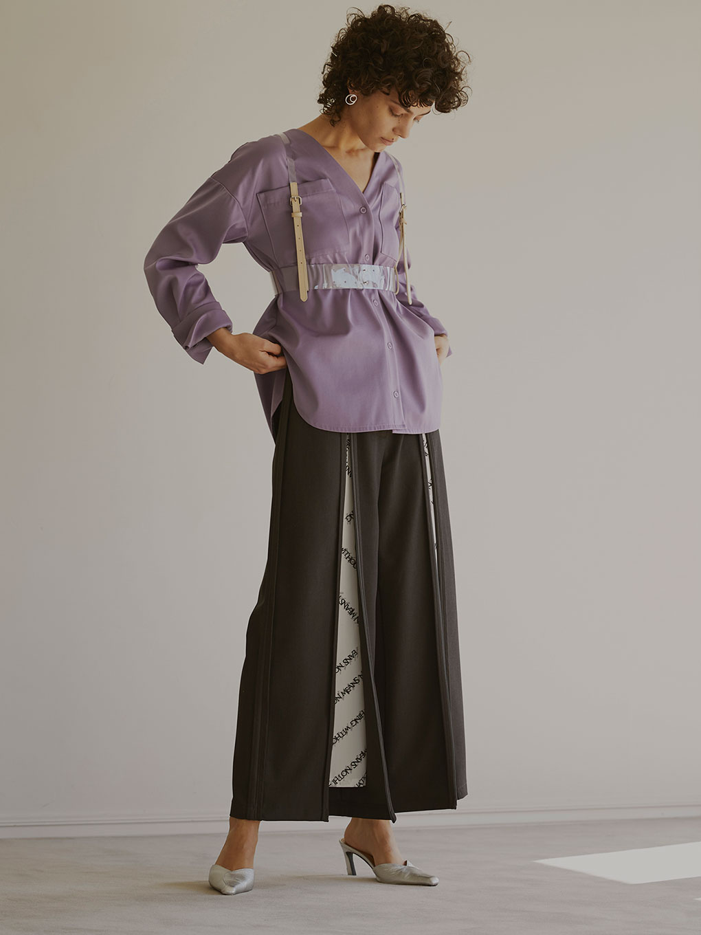 TRANSFORM WIDE PANTS