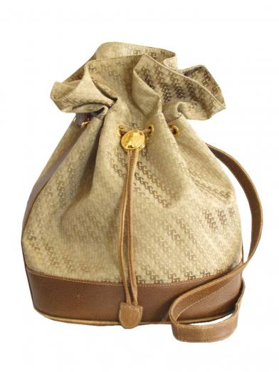 GUCCI OLD 巾着 SHOULDER BAG