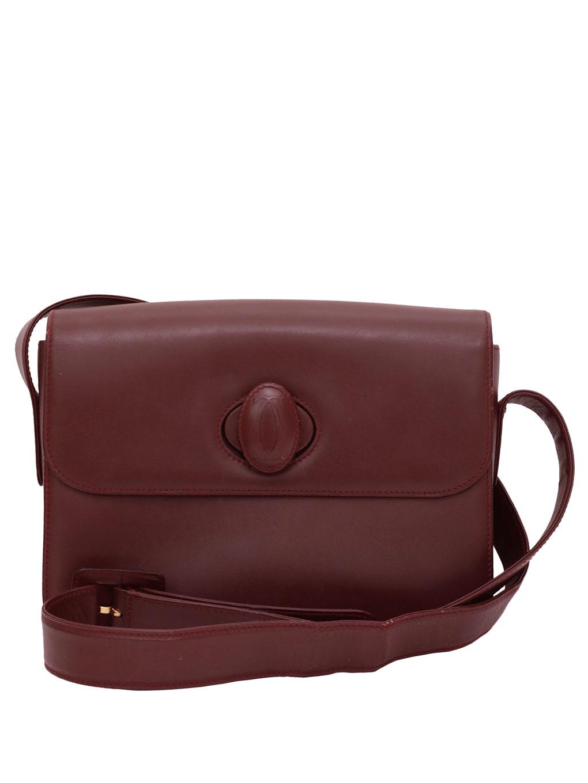 Cartier マストライン SHOULDER BAG