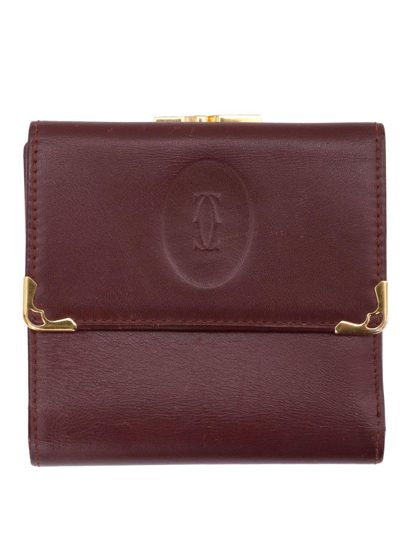 Cartier マストライン 財布