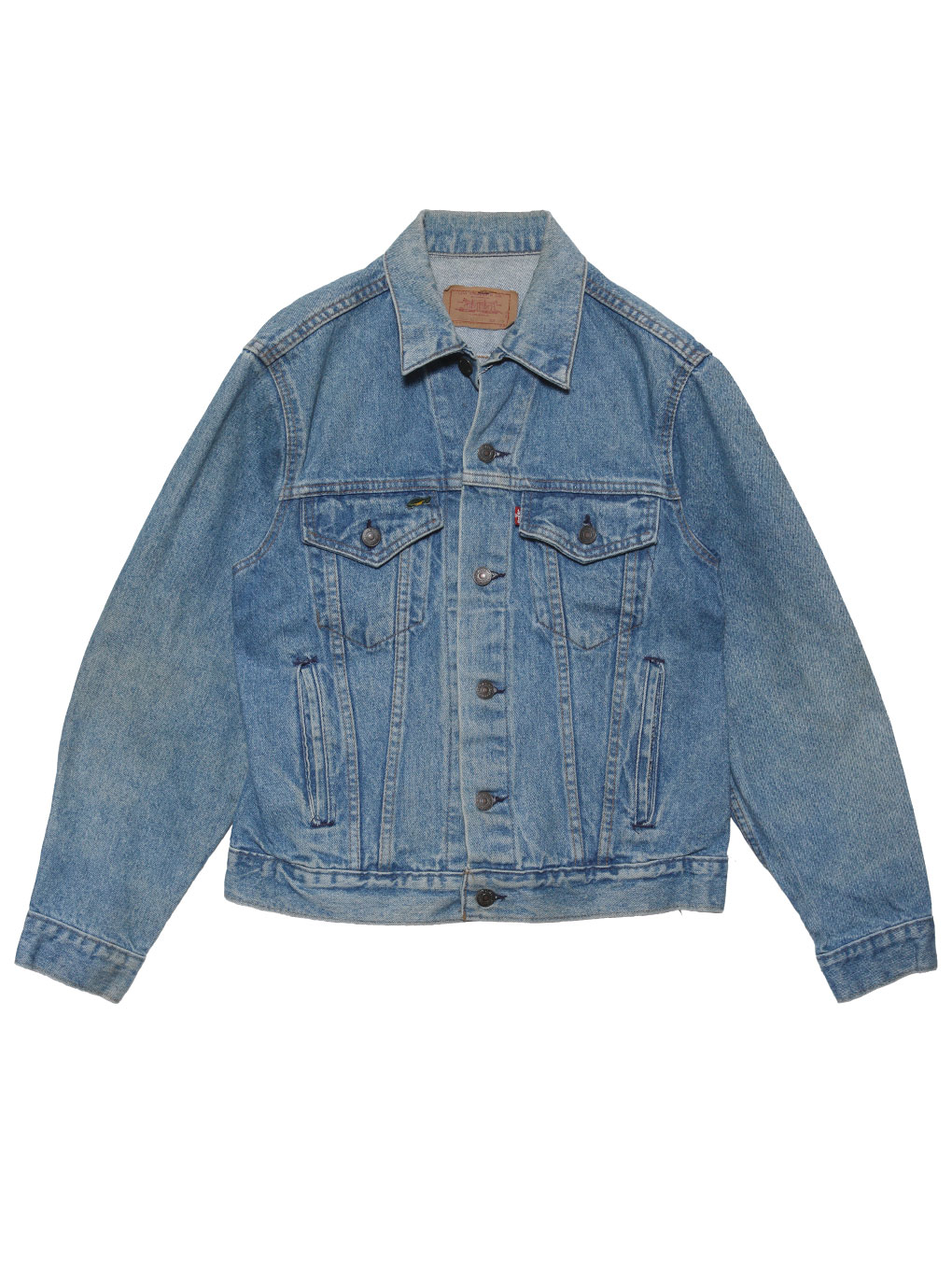 VINTAGE/DENIM JACKET LEVI`S