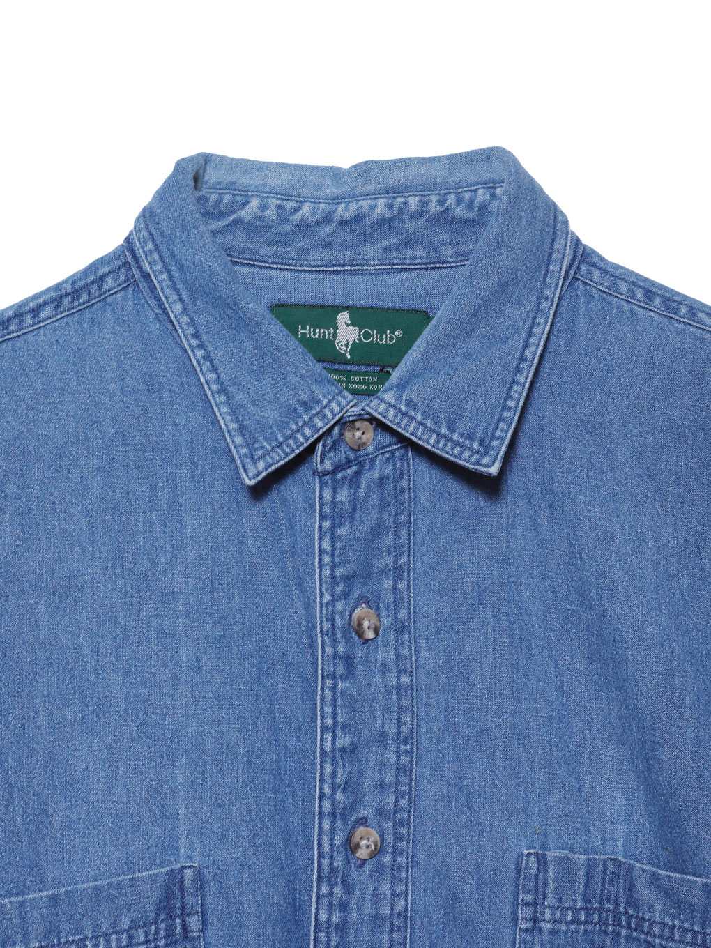 VINTAGE/DENIM SHIRT