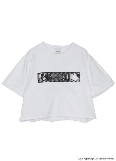 THE BEATLES CUT OFF TEE