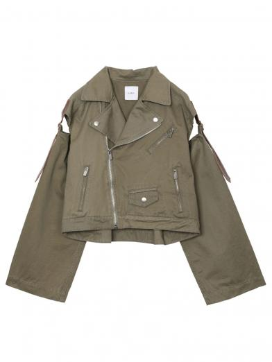 MAKE OVER MILITARY JACKET