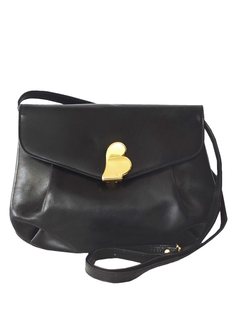 BALLY MOTIF SHOULDER BAG