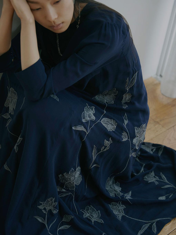2WAY FLOWER GARDEN DRESS