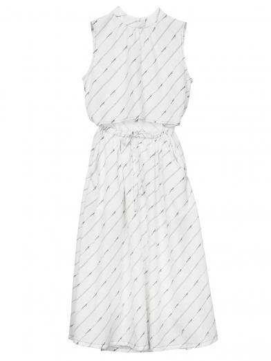 AMERI LOGO DRESS