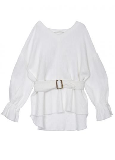 SOFT WASH BLOUSE