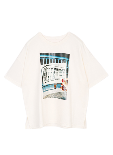SPRING DAY TIME TEE