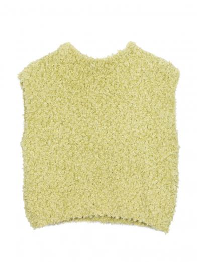 FLUFFY SUMMER KNIT TANK