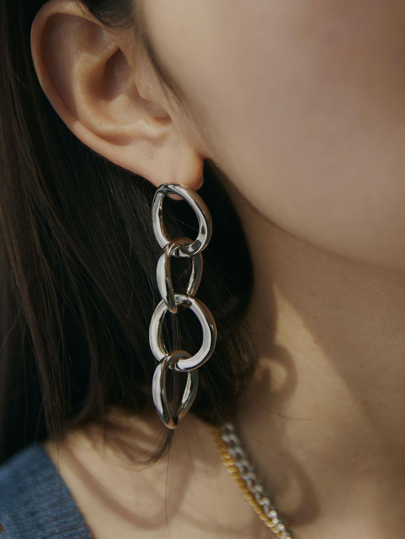 Bijou R.I Quattro Chain Pierce