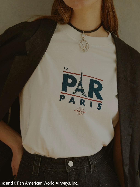 PAN AM PARIS TEE