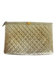 CHANEL QUILTING CLUTCH BAG