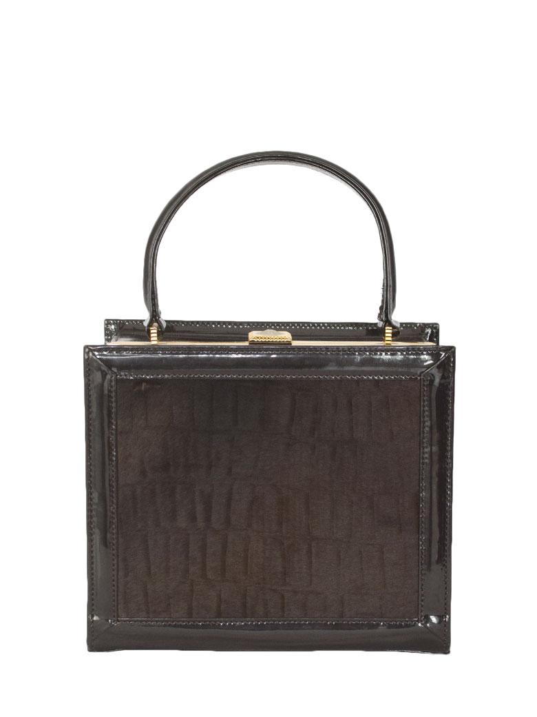 VERSACE HARACO BOX BAG