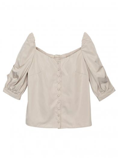 DIANTHUS DECOLLETE BLOUSE