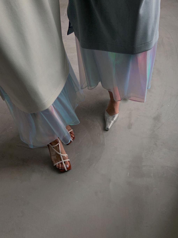AURORA LAYERED DRESS