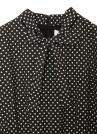 DOT TIERED DRESS