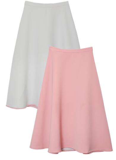 2WAY MERRILY COLOR SKIRT
