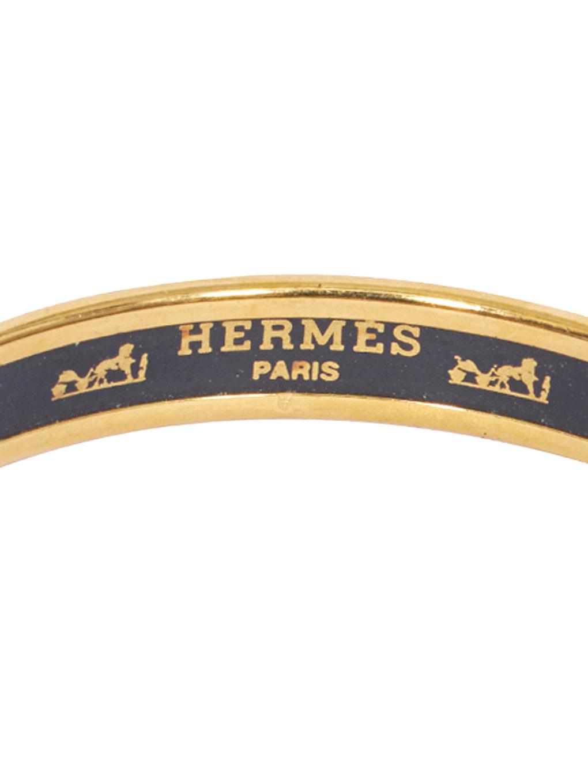 HERMES エマイユ BANGLE