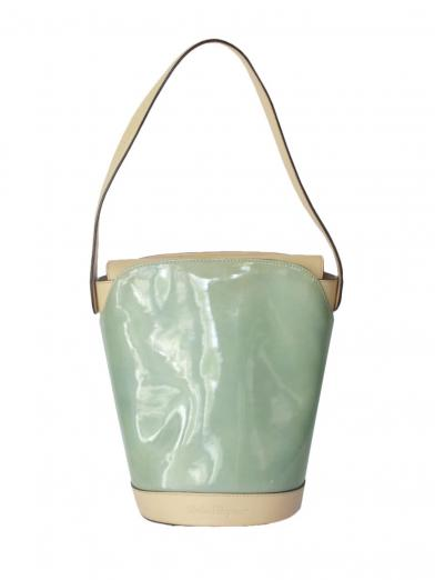 FERRAGAMO PAIL COLOR BUCKET BAG