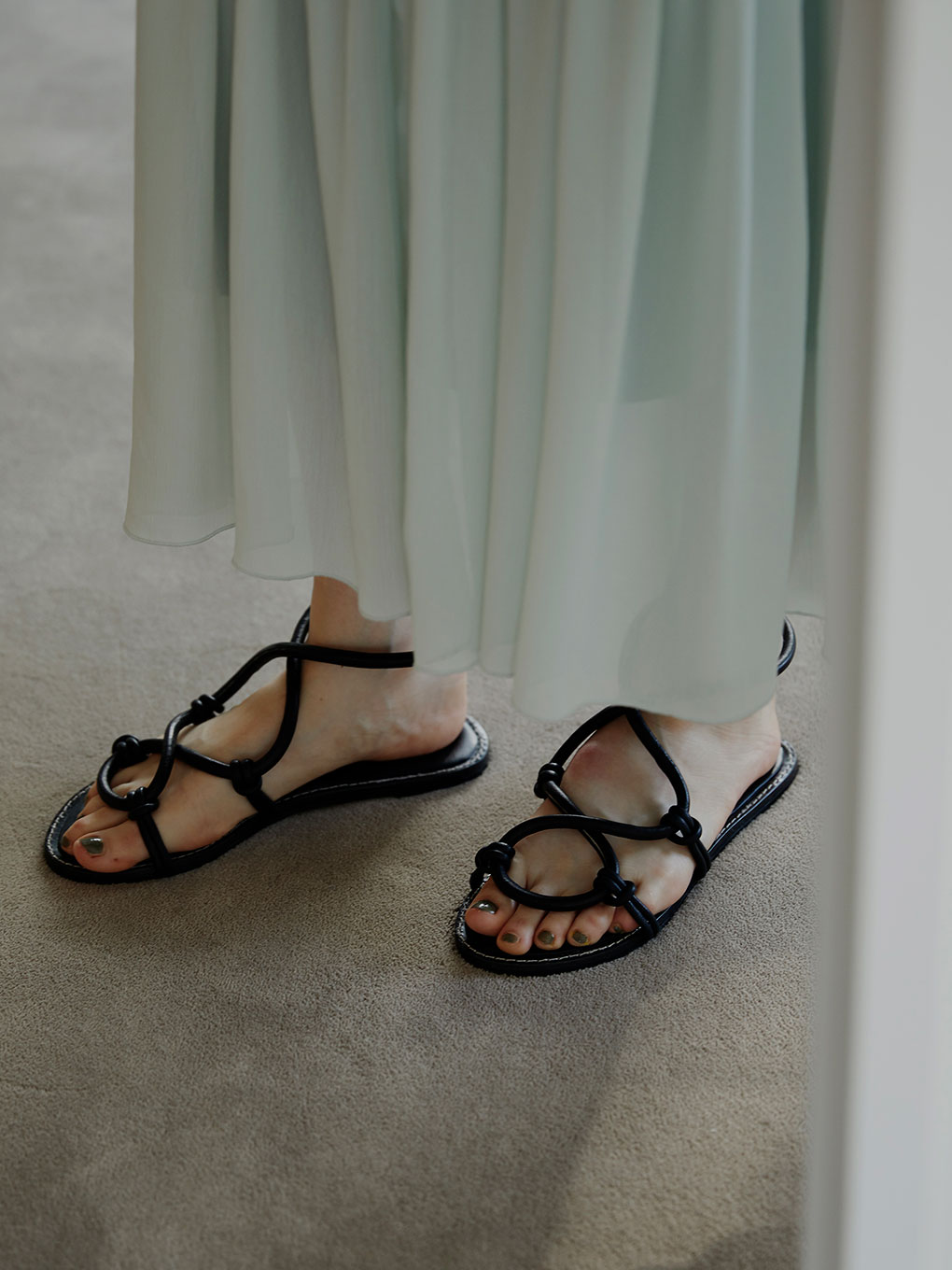 MEDI EIGHT CORD SANDAL