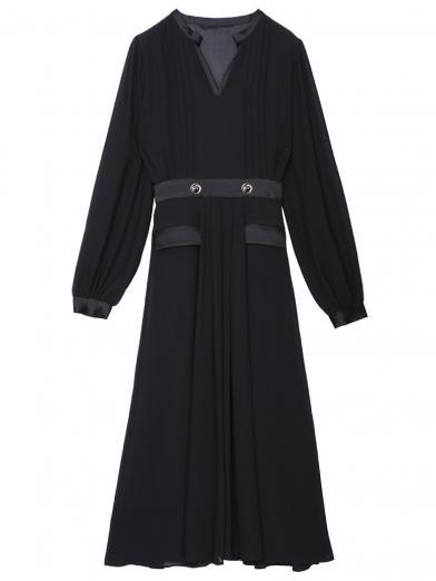 RETRO SLENDER DRESS