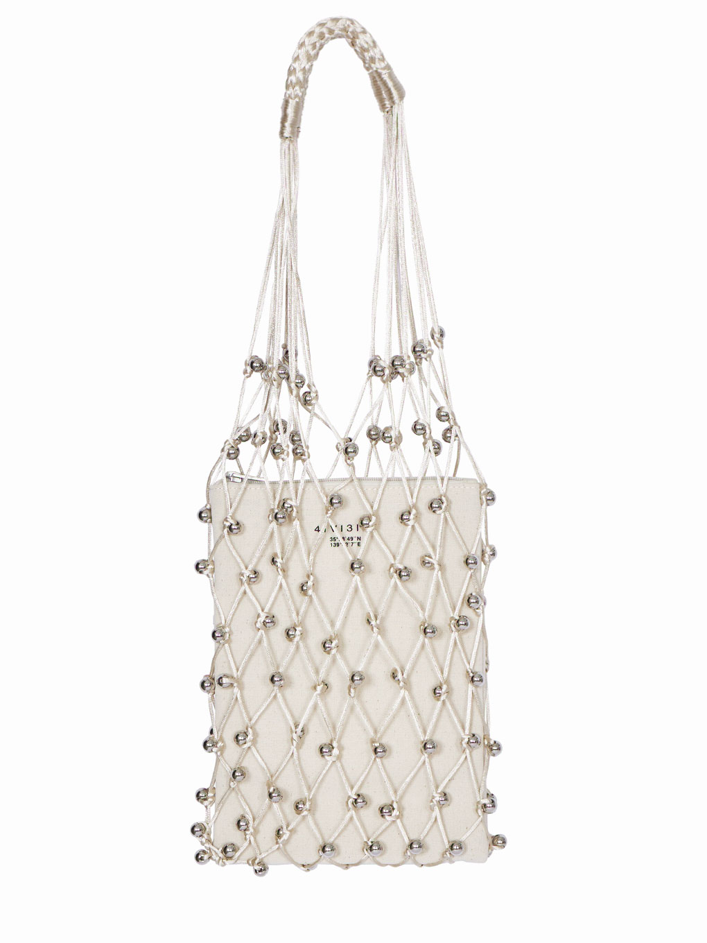 MEDI DOT KNITTING BAG