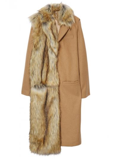 FUR DOCKING COAT