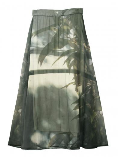 MEDI ESPLANADE SHEER SKIRT