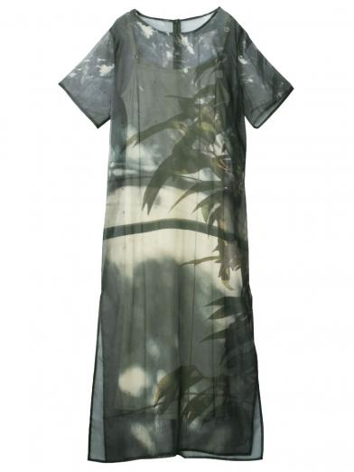MEDI ESPLANADE SHEER DRESS