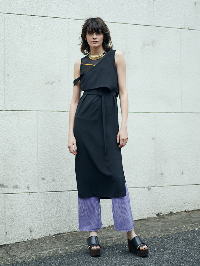 MEDI MILLEFEUILLE DRESS