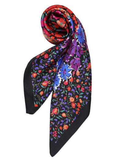 FLOWER BED SCARF