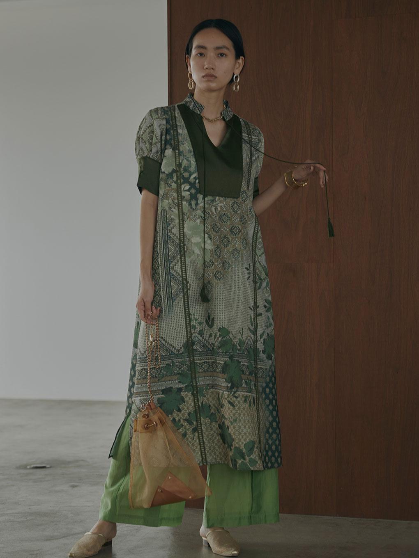 CAMILLA KAFTAN DRESS