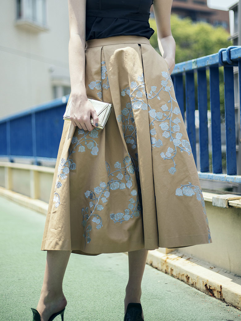 LILY BELL SKIRT