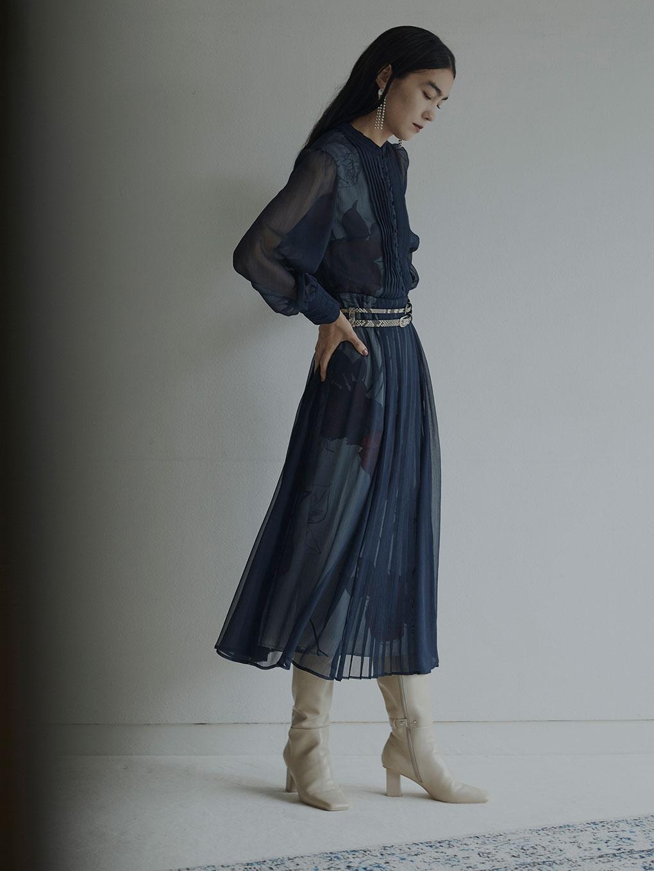ELLA VEIL DRESS
