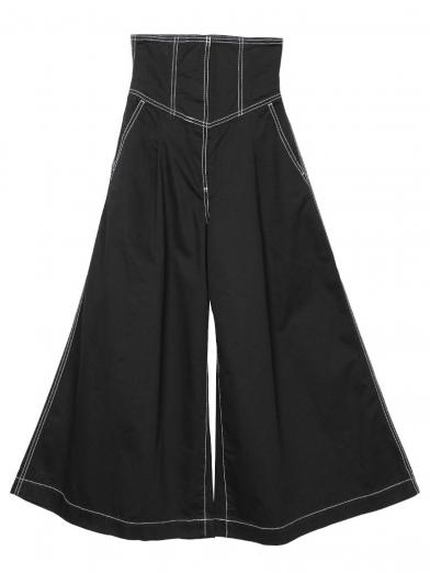 HIGH WAIST CORSET PANTS