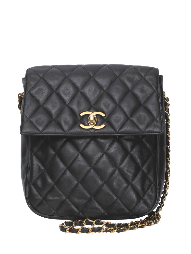 CHANEL MATELASSE CHAIN BAG