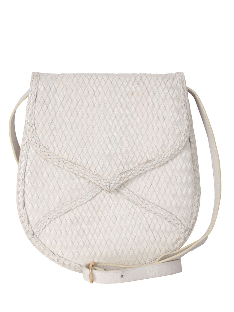 YSL BRAID SHOULDER BAG