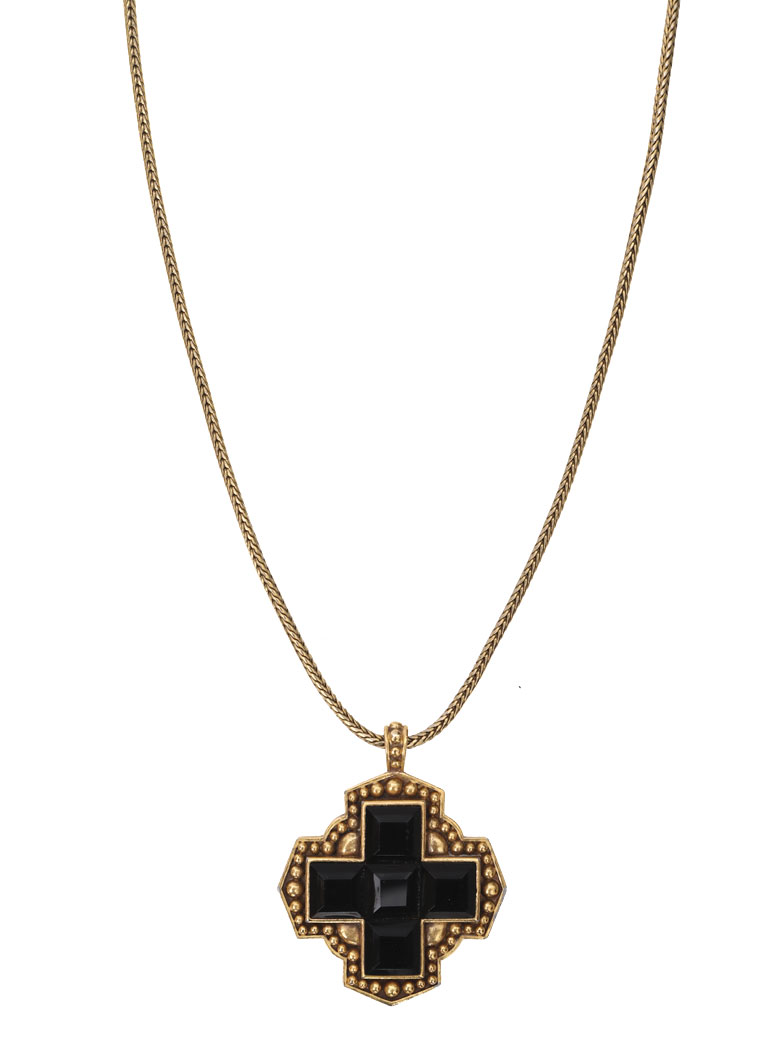 YSL CHARM NECKLACE
