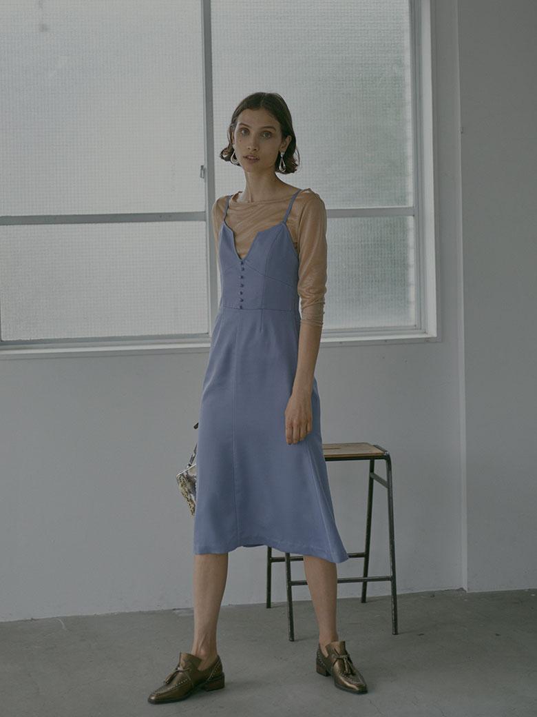 ENNUI LIKE COMBINATION DRESS