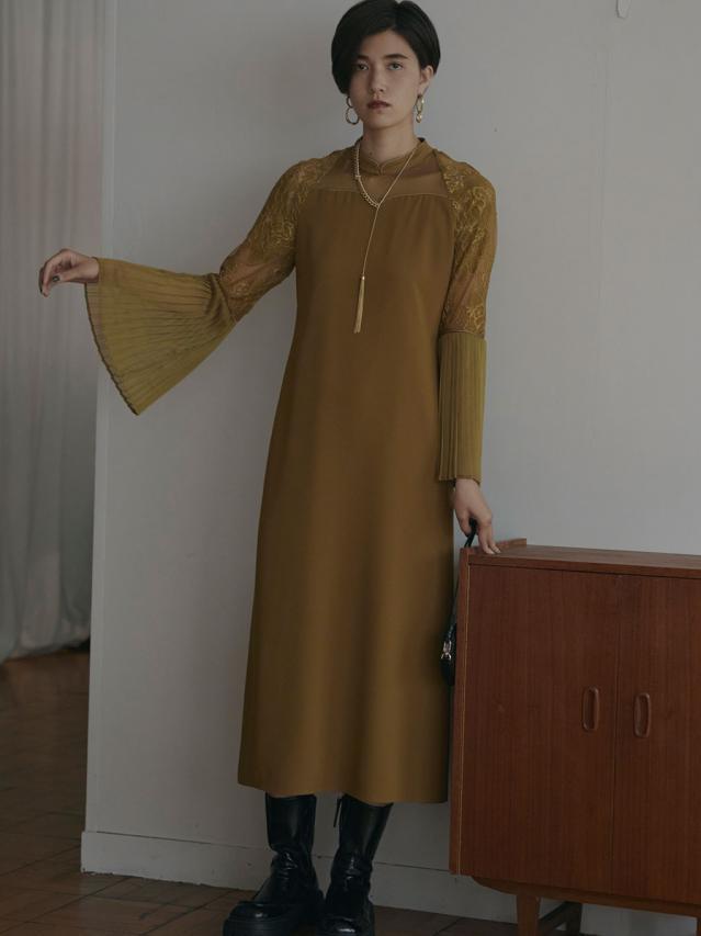 PIAO LIANG LACE DRESS