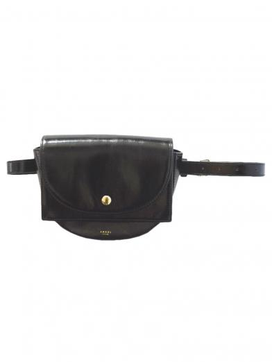 DOUBLE FLAP WAIST POUCH