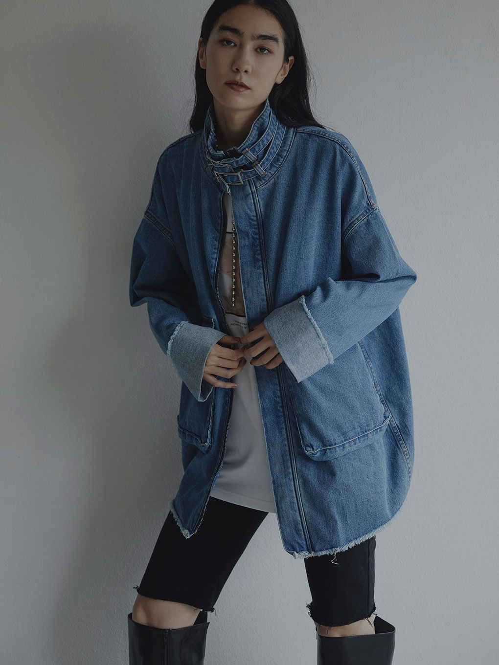 WORK DENIM JACKET